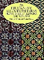 376 Decorative Allover Patterns from Historic Tilework and Textiles 0 0