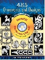 Placek Karl 489 Ornaments and Designs CD-ROM and Book (489 орнаментов и эскизов) 0 0